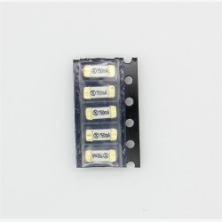 5x lot Fusible ceramique 1808 SMD - 0.75A - 2.6x6mm