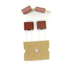2x Fusible 392 a souder rectangulaire 0.5A - T0.5A - 250v
