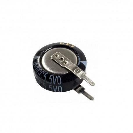 Super condensateur PANASONIC EECS0HD224V - 0.22F 5.5V 70C