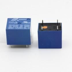 Relais puissance 12v SRD-12VDC-SL-C 10A - 5 pins T73 - 33rel001