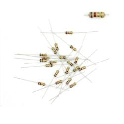 20x Résistances carbone ¼W - 0.25w - 5% - 8R2 - 8.2ohm 8.2 ohm - 42res014