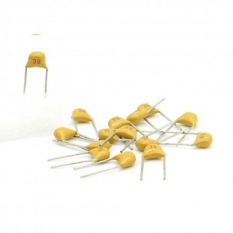 50v 67con191 15x Condensateur Céramique Multicouche 155-1.5uf