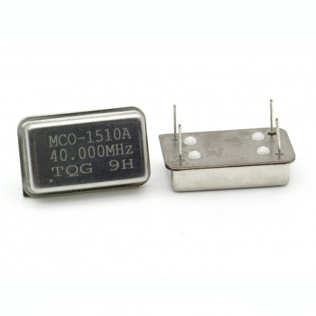 CRYSTAL Oscilliateur MEC - 40000 MHZ - OSC-40M-MEC-LF - ROHS