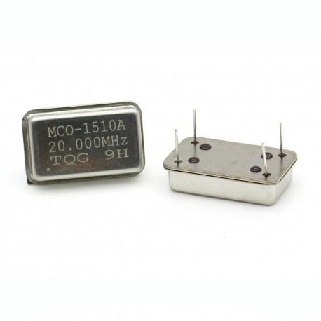 CRYSTAL Oscilliateur MEC - 20.000 MHZ - OSC-20M-MEC-LF - ROHS