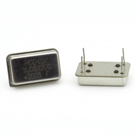 CRYSTAL Oscilliateur MEC - 11.0592MHZ - OSC-11.0592M-MEC-LF - ROHS