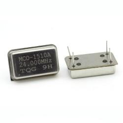 CRYSTAL Oscilliateur MEC - 24.000MHZ - OSC-24M-MEC-LF - ROHS