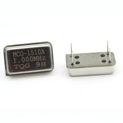 CRYSTAL Oscilliateur MEC - 1.000MHZ - OSC-1M-MEC-LF - ROHS