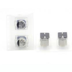 2x Condensateur SMD nichicon 1000uf 6.3v - 8x10mm - 111con317