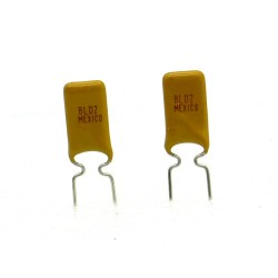 2x Fusible réarmable 30V - 1.10A PolySwitch RUEF series -Tyco - 115fusr005