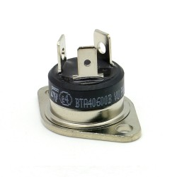 Triac BTA40-600B BTA40-600 - 600V 40A - STMicroelectronics - 129tri007