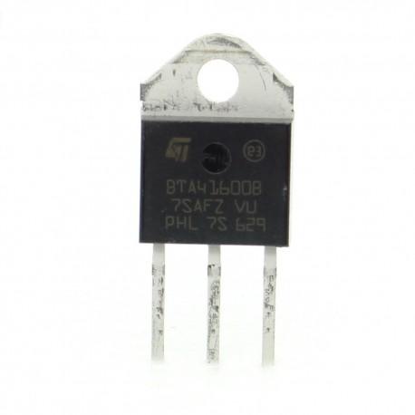 Triac BTA41-600BRG BTA41-600 - 600V - 40A - STMicroelectronics -