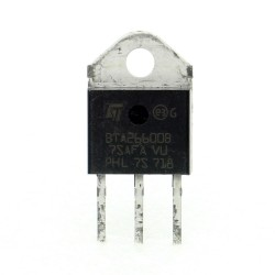 Triac BTA26-600 BTA26-600BRG - 600V 25A - STMicroelectronics