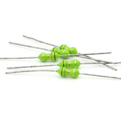 5x Inductance 1.8uH ±10% Axial - TOP-VIEW COILS - 131ind013
