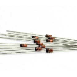 10x Zener Diode 1N4754A - 1w - 39v - DO-41 - 136diod064
