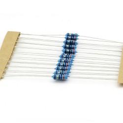 20x Résistances métal ¼W - 0.25w - 1% - 30ohm - 30R - 141res240