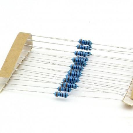 20x Résistances métal ¼W - 0.25w - 1% - 36kohm - 36k ohm