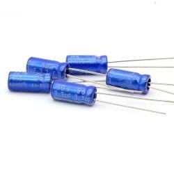 5x Condensateur JB Capacitors 3.3uF 50V 5x11mm - 153con342
