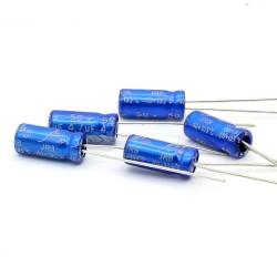 5x Condensateur JB Capacitors 4.7uF 35V 5x11mm -153con345