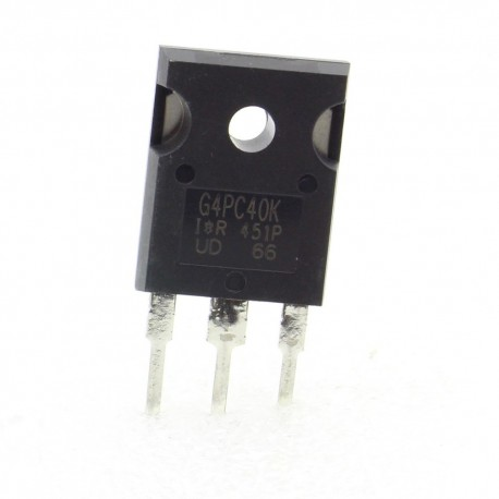 IRG4PC40KPBF - 600v - 42A - Infineon - IGBT - TO-247 - 99tran060