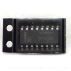 MM74HC595MX - Fairchild - SMD - 8-bits Counter Shift Registers 206IC053