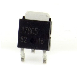BA17805FP - BA17805 - 5V - 1A - Régulateur Tension - ROHM - 207IC002
