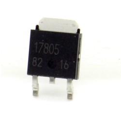 BA17805FP - BA17805 - 5V - 1A - Régulateur Tension - ROHM - 207IC002