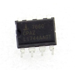 ICL7660CPAZ - ICL7660 - CMOS - Convertisseur - INTERSIL - DIP-8 - 207IC003