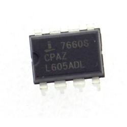 ICL7660SCPAZ - ICL766 - CMOS - Convertisseur Tension - DIP-8 - 207IC005