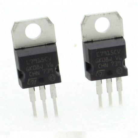 8 V Régulateur de tension 1.5 A St 5 x L7808CV
