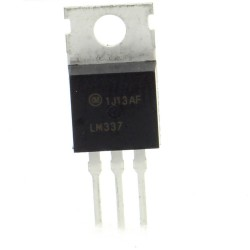 LM337 - LM337T Regulateur de tension négatif - 1.5A - Fairchild - 209IC024