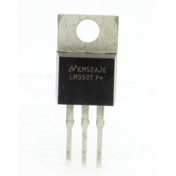 LM350T 1.2 à 33V - 3A - Regulateur Tension - NS - TO-220 - 209IC026