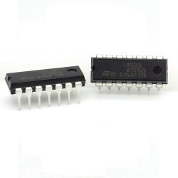 2x LM723CN LM723 2v à 37V 150mA Regulateur Tension Ajustable - ST - 209IC028