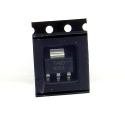 LM1117MPX 5.0V 800mA - Regulateur tension LDO - SOT-223 - 210IC032
