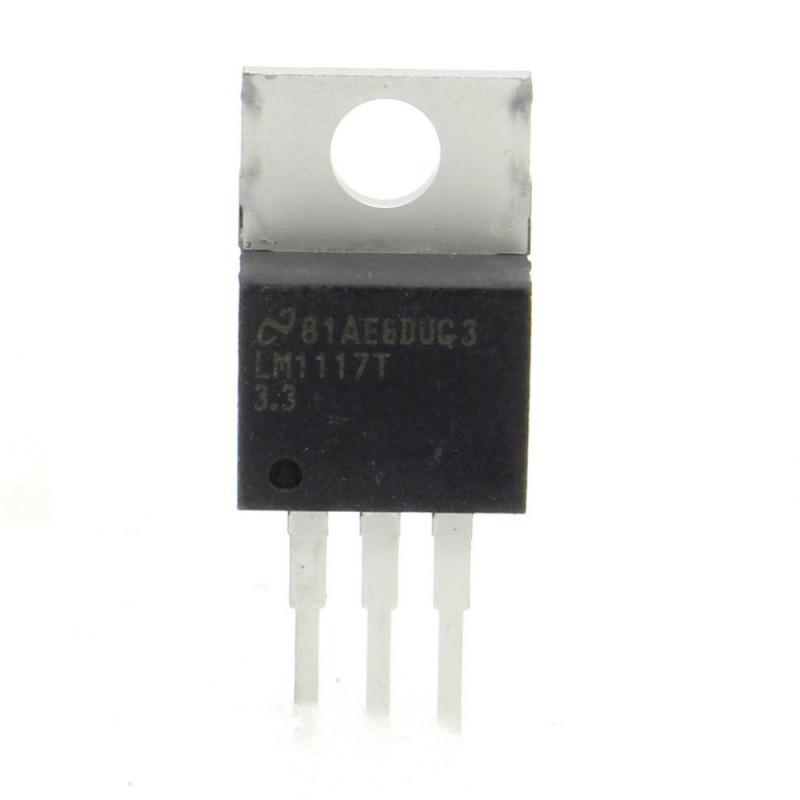 5 régulateurs de tension 5V 100mA LM78L05 CMS 8-SOIC