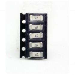 5x Fusible rapide 1808 SMD - 6.3A - 125v - 72fus273