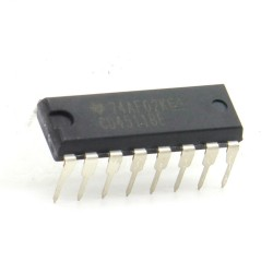 CD4511BE CMOS Décodeur driver 7 segment - Texas - DIP-16 - 211ic064