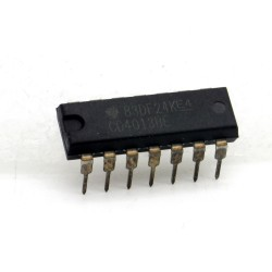 Circuit intégré CD4013BE CMOS DUAL D FLIP FLOP dip-14 Texas 213ic081