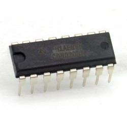 Circuit Intégré CD4020BE Binary Counter-Divider DIP-16 Texas 214ic094