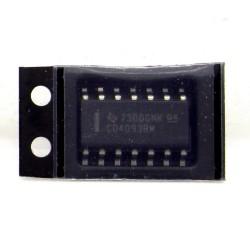 Circuit CD4093BM96 Nand Schmitt Trigger SOIC-14 Texas