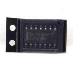 Circuit intégré CD4013BM96 Dual D Flip Flop SOIC-14 Texas