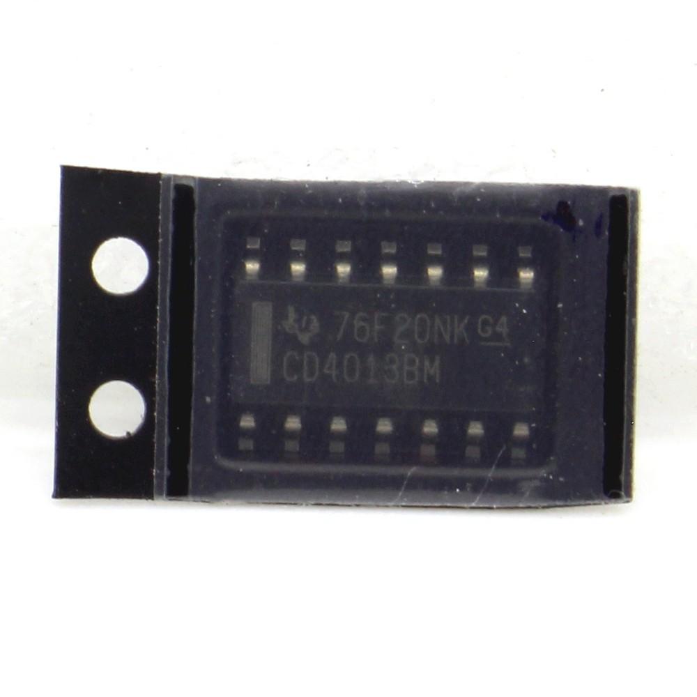 Circuit int/égr/é CD4027BE Dual Edge J-K DIP16 Texas Instrument 212ic072