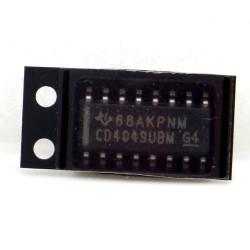 Circuit intégré CD4049UBDRG4 Hex Buffer-Converters Texas