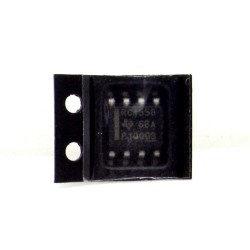 Circuit RC4558DR Dual Operational Amplifier SOIC-8 Texas 215ic109