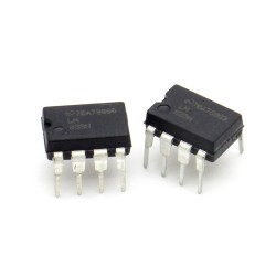 2x Circuit LM833N Dual Audio Op-Amp DIP-8 - NS - 215ic113