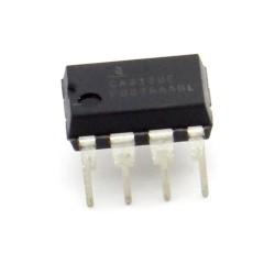 Circuit Intégré CA3130E opérating Amplifier DIP-8 - Intersil - 217ic135