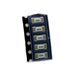 5x Fusible rapide - 15A 65v - 1808 SMD - 6x2.7x2.7mm Littelfuse - 220fus283