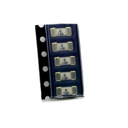 5x Fusible rapide - 1.6A 125v - 1808 SMD - 6x2.7x2.7mm Littelfuse - 220fus286