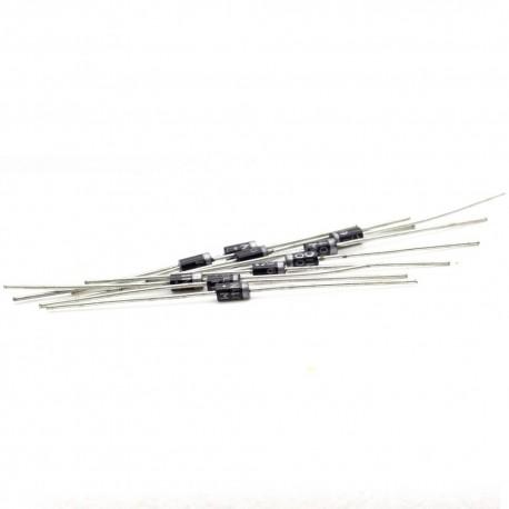10x Diode 1N4006 - 1A - 800V - DO-41 - 241diod084