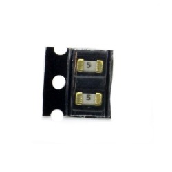 2x Fusible SMD 1206 - 5A - 32Vac - Rapide - Littelfuse - 258fus319