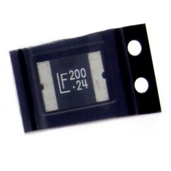 1x Fusible PTC Littelfuse 2920L200/24DR - 4A - 24V - SMD 2920